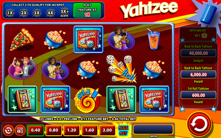 Williams Interactive Slot Machines