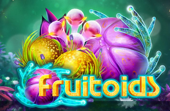 Fruitoids slot machine screenshot