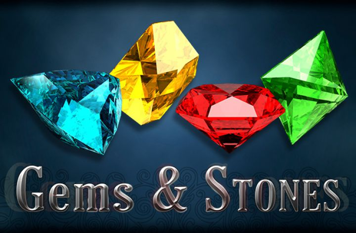 Gems And Stones slot machine screenshot