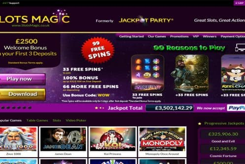 Slots Magic Casinoimage